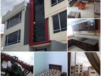Apartamento Karishina's en Riobamba