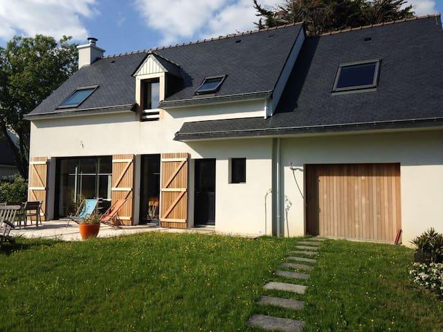 Maison récente sur l'île d'Arz - Île-d'Arz