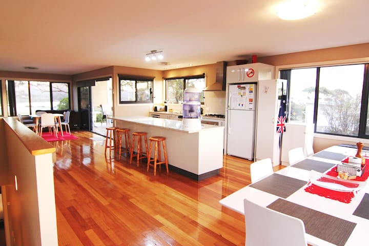BAYVIEW BEACH HOUSE Binalong Bay of Fires