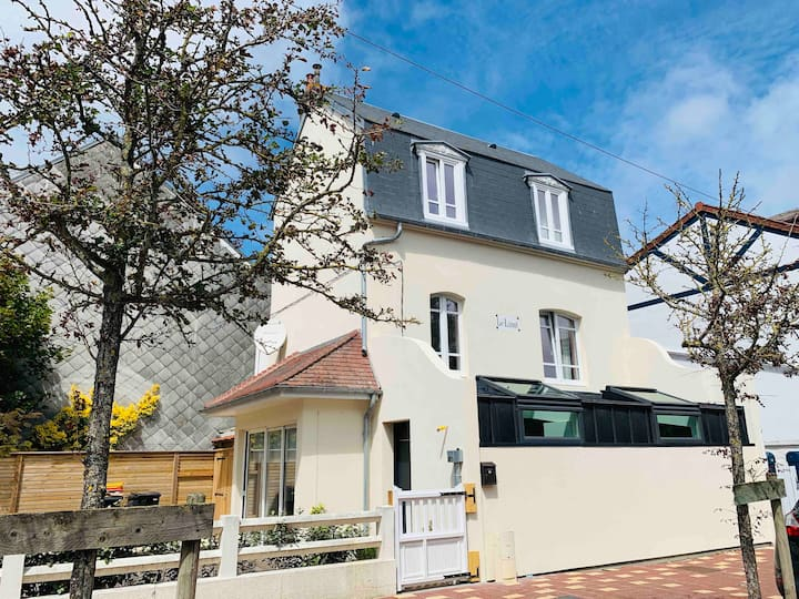 Maison Touquettoise Le Linot