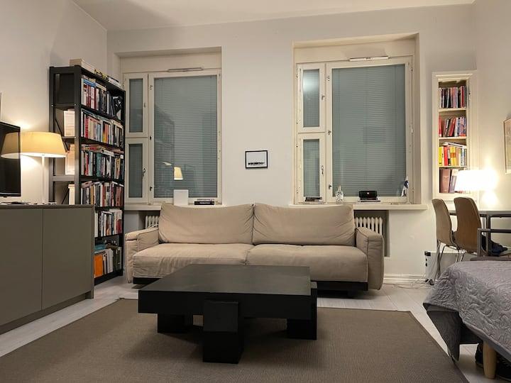 A beautiful condo in the heart of Helsinki!