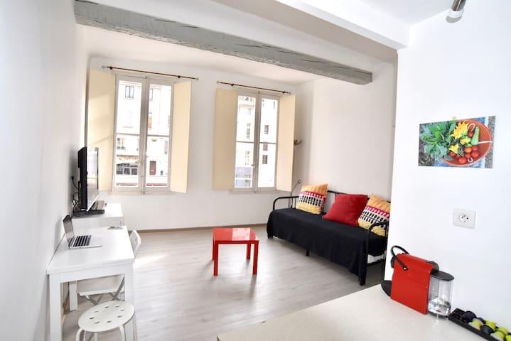 Magnificent studio, South, center of Aix En Proven - Aix-en-Provence