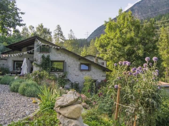 Golbia, ein magischer Ort im  Valposchiavo GR