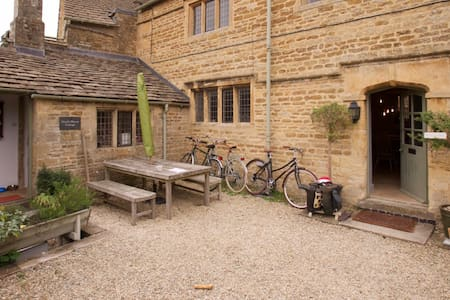 Gorgeous Cotswolds Cottage 4bd 2brm - Little Rissington - Haus