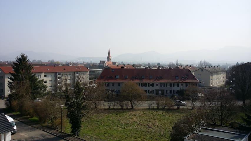 Schöne, kuschelige 2-Zimmer Wohnung - Grenzach-Wyhlen - Talo