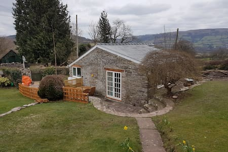 Hill Cottage, Old Road, Bwlch, Powys LD37NJ
