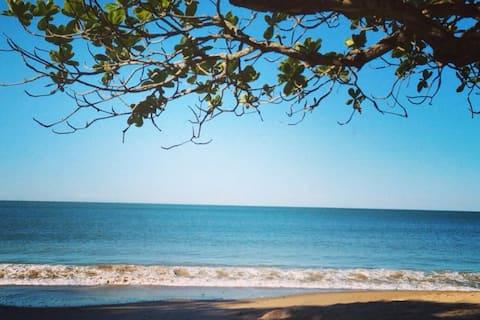 Beira mar em Cabeçudas