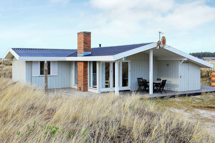 Simplistic Holiday Home in Hvide Sande with Barbecue