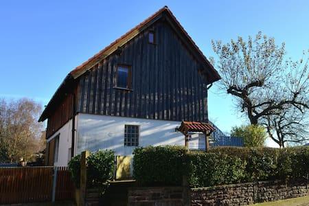 Maison de vacances de charme près de la forêt à Negenborn