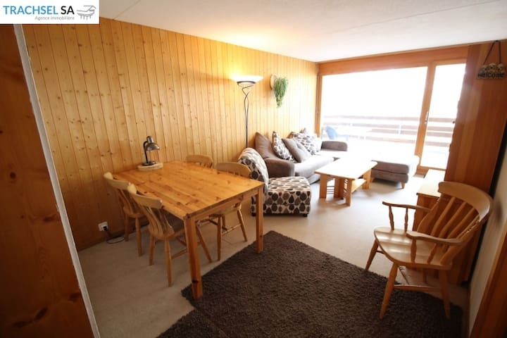 Cristal 606, appartement 4 pers.