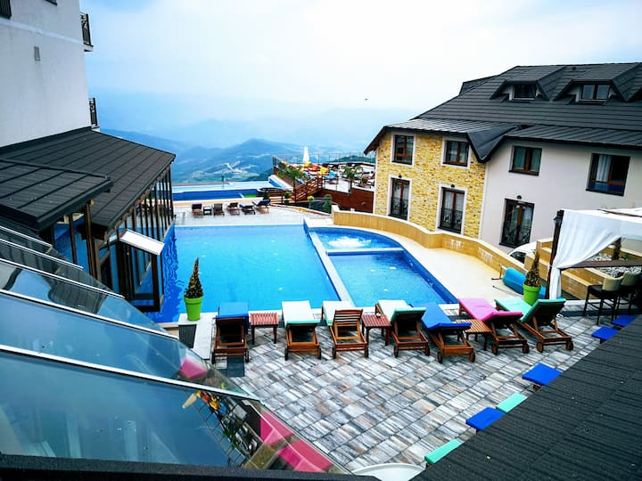 Apartment K9 Hotel Milmari Resort