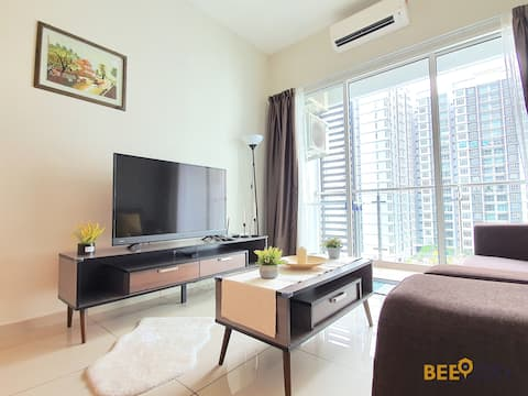 Malacca | Parkland Residences by BeeStay [12 Pax]