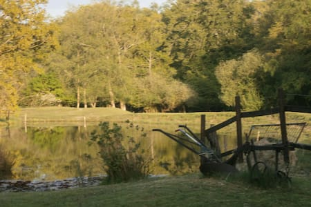 Luxury Log Cabin Retreat - Burley
