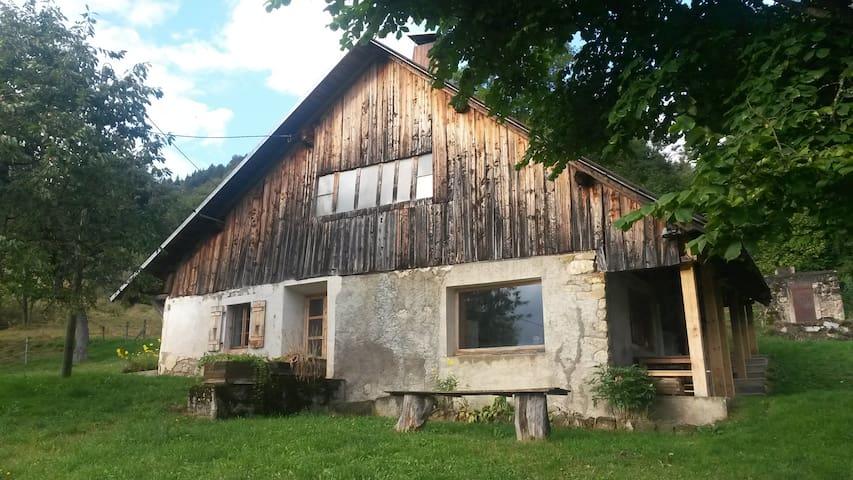 Chalet d'alpage - Serraval - Chalet
