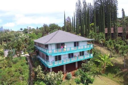 North shore guest house, Sharks cob, Waimea