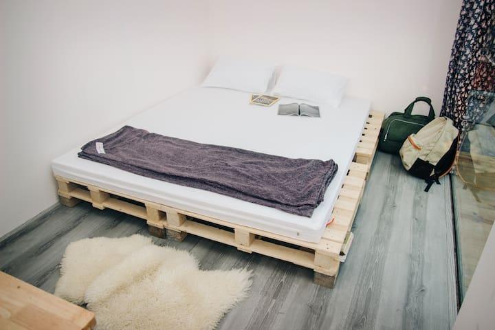 PACKO HOSTEL DANANG- DOUBLE BED