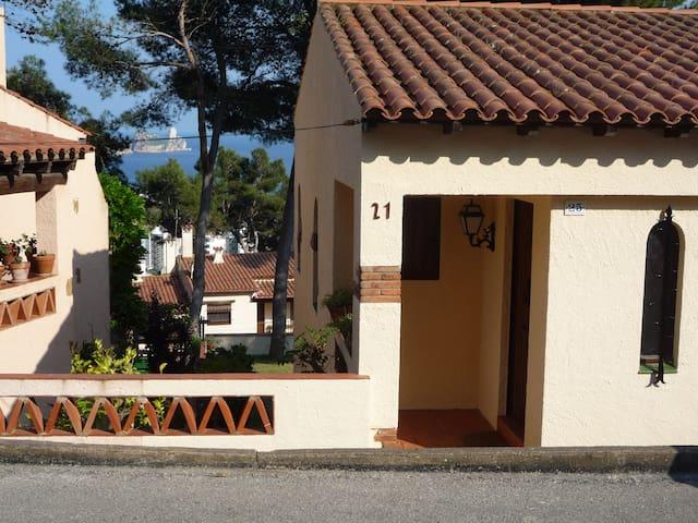 Casa mediterránea familiar (HUTG-012495) - Torroella de Montgrí - Дом