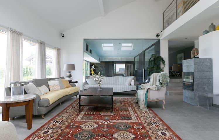 Villa Neuvecelle , 2800M2 , Evian , 5 chambres