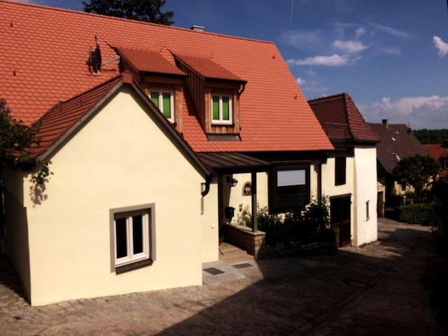 Modernes Wohnen im historischen Ambiente