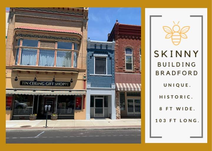 Skinny Building Bradford