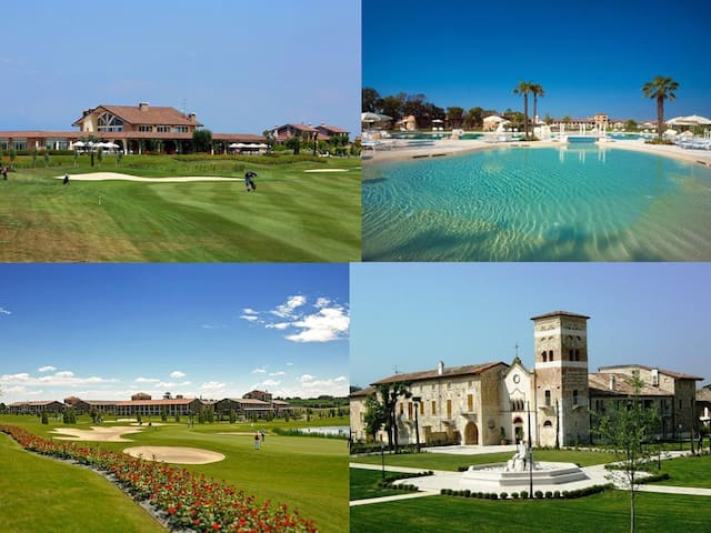 Golf House & Spa