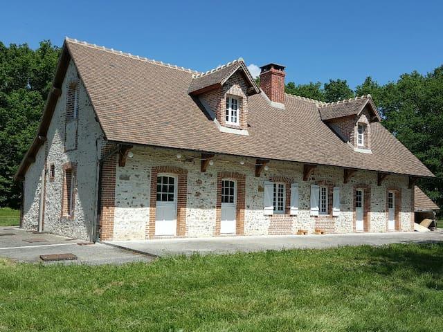 Charmante maison Solognote longère - Selles-Saint-Denis - Ev
