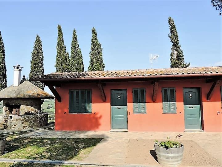 Poggio Lungo Maremma Toscana Il Cipressino 1
