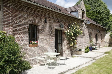 HAMLET COTTAGES NEAR CHANTILLY - Orry-la-ville - บ้าน