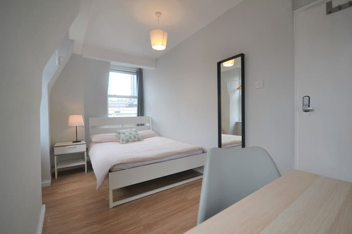 HS4-4 10% OFF Long stay | Double Room Brick Lane