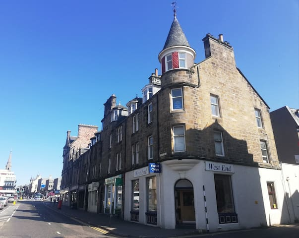 Historic Highland Home - City Centre