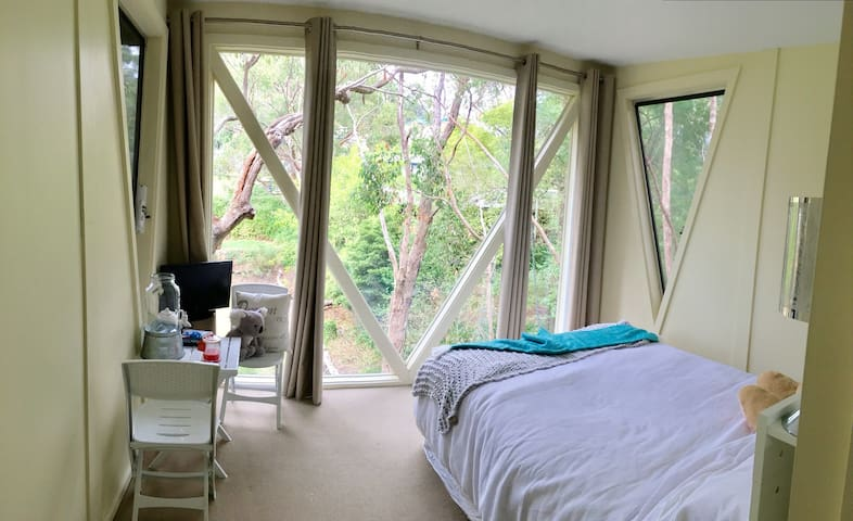 Koalaville's Private Forest Room Studio Apartment - Bridgewater - Apartamento