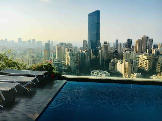 Spacious duplex appartm with a spectacular rooftop