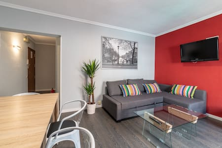Apartment Center Aranjuez-To Warner Park 20 Minute