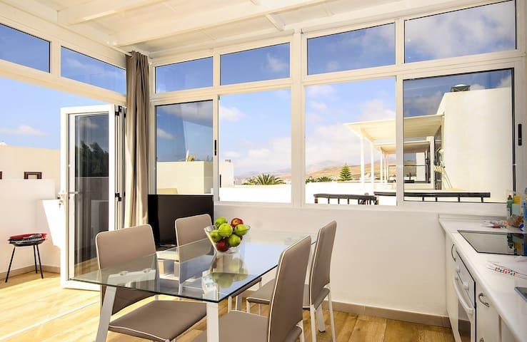 Casa La Vela II, sun+beach+pool