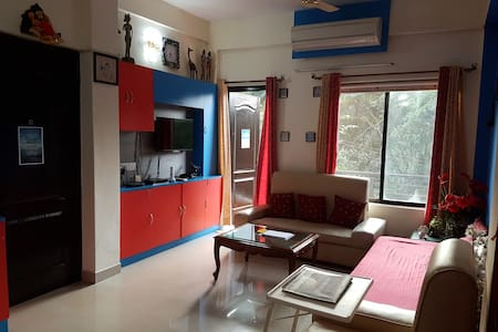 Beautifully furnished 2bhk home, at Vagator - Vagator