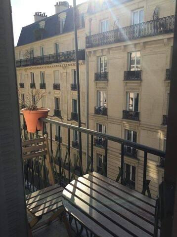 Studio tout équipé à proximité de Montmartre
