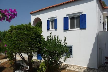 2 bedroom Detached house in Ampeliona RE0188  - Loutra Killinis - Daire