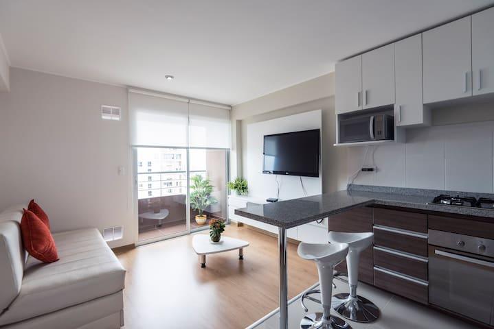 Departamento nuevo - Surquillo - Apartmen