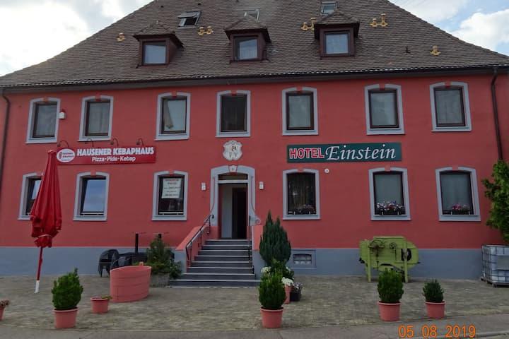 Ferienwohnung Einstein