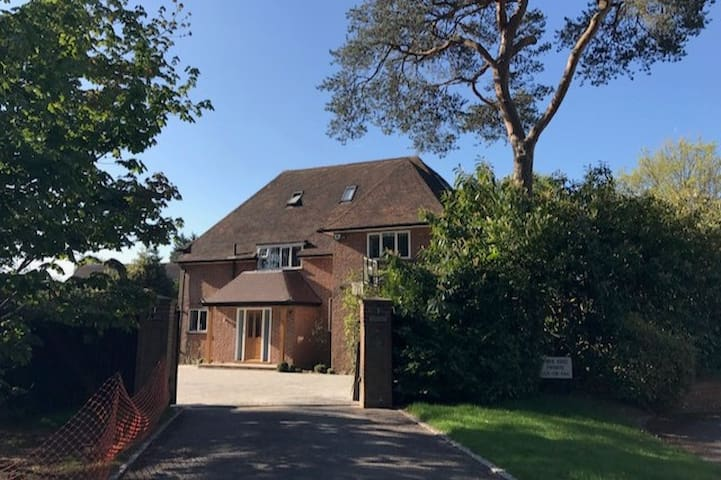 A Cosy self contained annex in Gerrards Cross - Chalfont Saint Peter - House