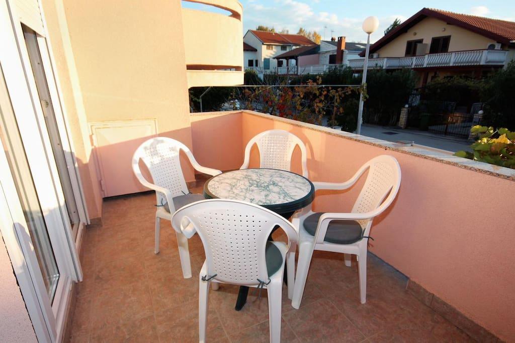 Terrace, Surface: 7 m²