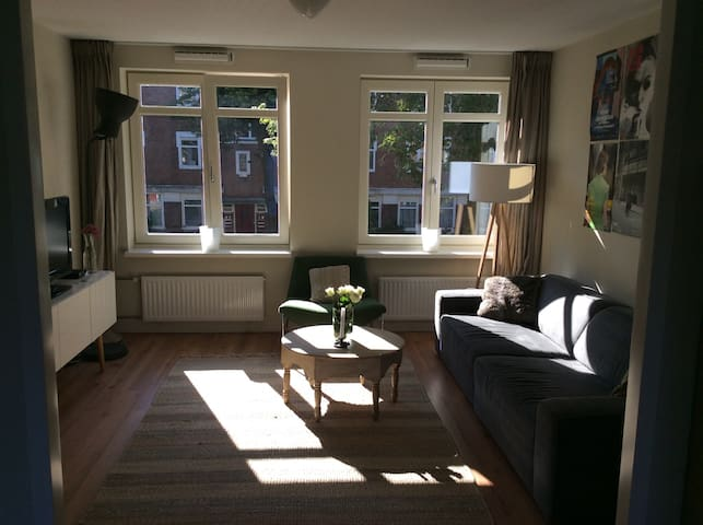 Sunny and Comfortable near Museums + Zuid-As.