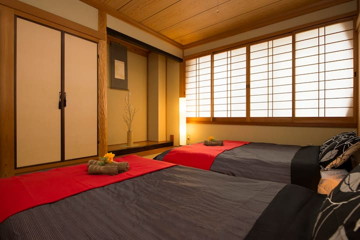 New Open! Hiroshima/Miyajima/Wifi/MAX13 - Minami-ku, Hiroshima-shi - Apartment