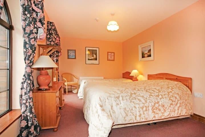 Clover Hill Lodge Lovely Family Room
