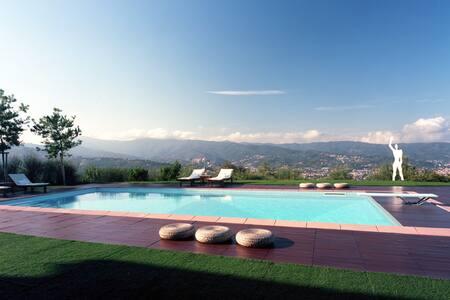 Diano Marina: appartamento in villa con piscina - Gorleri - Flat