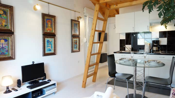 A&N Zadar - Duplex Studio 1