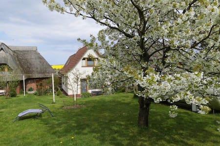 Ferienhaus auf der Insel Rügen - Lancken-Granitz - Rumah
