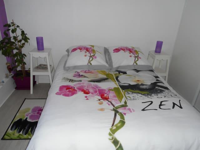 "chambre  ""zen"""