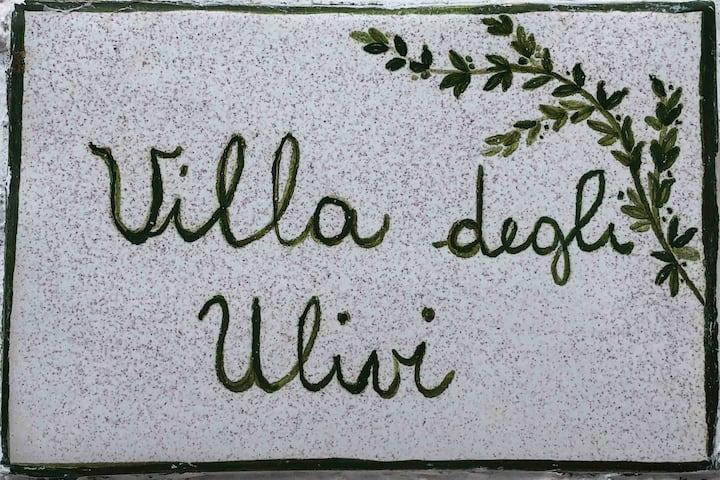 Villa degli Ulivi Bonassola - close to 5 Terre