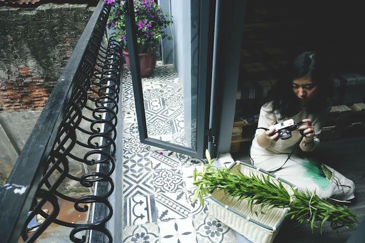 ChaoHanoi-23 Phan Chu Trinh - Hanoi - Dům